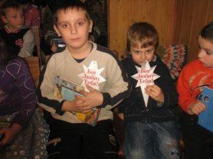 Immanuel's Child in Kharkov, Ukraine