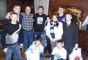 Pastor Kruglikov - Transitional Orphans' Home