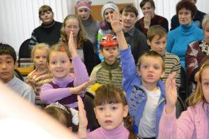 Russian orphans