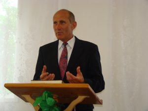 Pastor Stretovich