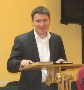 Dr. Slavik Pyzh - Ukraine Baptist Theological Seminary